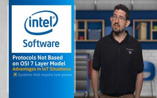 IOT协议的TCP-IP系列将如何适应OSI7层网络模型