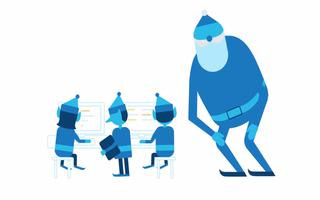 动画:Santa最好的秘密