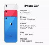 iPhone XC它就是iPhone 5C产品的...