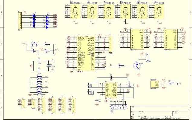 51单片机模拟2265编码的详细程序免费下载