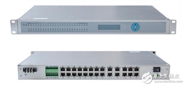 多協議接口模塊在通訊管理機中的應用