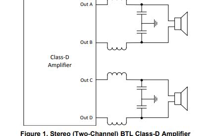 D类放大器的LC滤波器如何设计?LC滤波器设计方法和资料详细e指导
