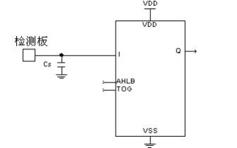 TTP233D-HA6单按键触摸检测芯片的详细中文数据手册免费下载