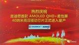 我国首款自研AMOLED面板驱动芯片正式量产!