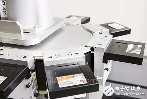 贝加莱加入ABB后展示的SuperTrak系统结合了四轴机器人和六轴机器人