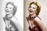 通過深度學習方法為黑白老照片自動上色,帶我們重新...