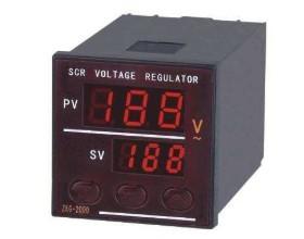 可控硅电压调整器的原理特点及安装注意事项