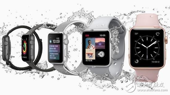 可穿戴设备出货量显示苹果依然最受欢迎 小米紧追其后