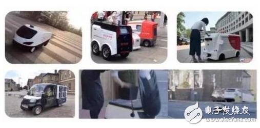 无人配送被视为无人驾驶技术商业化落地的先锋