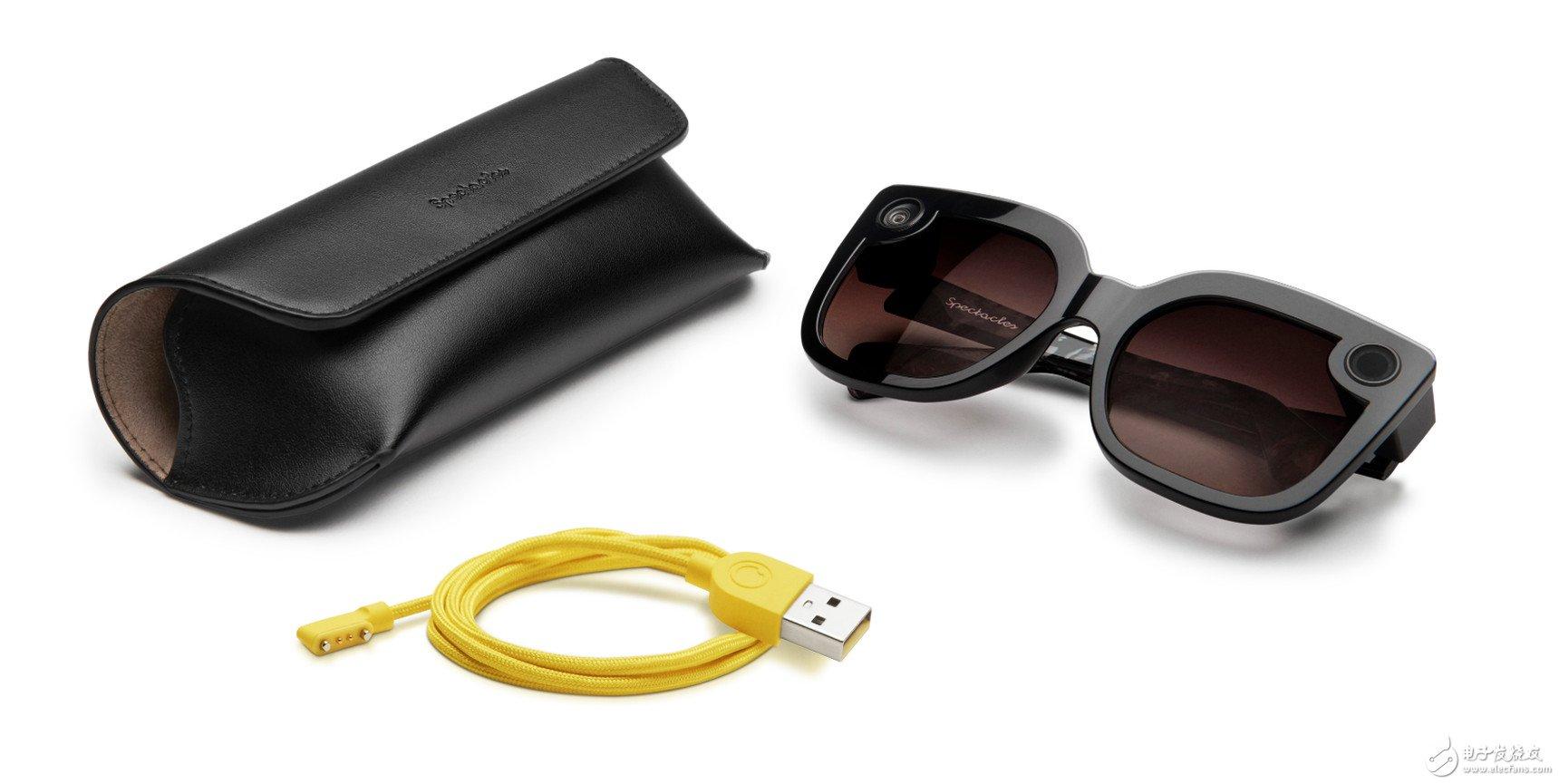 Snap宣布推出新款智能眼镜