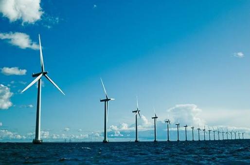 海上风电开发渐入加速季 有望打开千亿市场