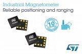 意法半导体推出工业级传感器IIS2MDC磁力计和...