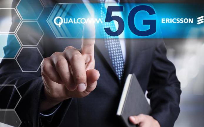 爱立信与高通合作,拨打全球首个5G电话