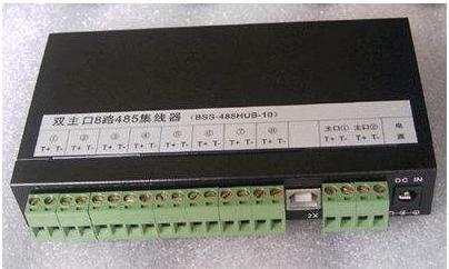 rs485通信网络技术分析及485集线器的应用