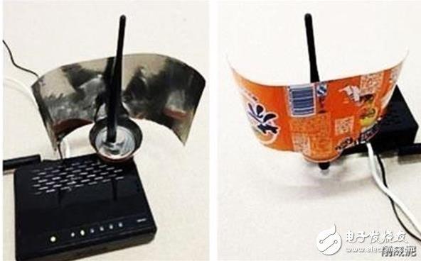 怎样用易拉罐制作WiFi信号增强器