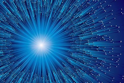 光纤潜力没有被开发完,达到顶峰成本是大问题