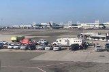 阿联酋航空一架客机被隔离,航班上有上百人染病,却...