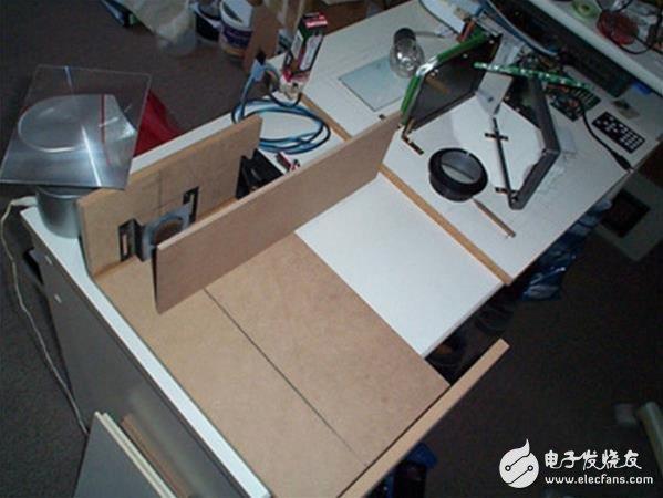 纯手工制作高清投影机全过程