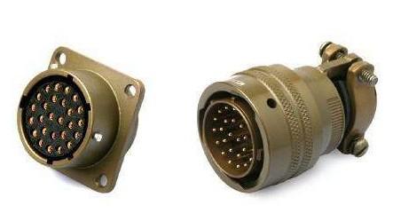 航空插頭設計選材的要求介紹