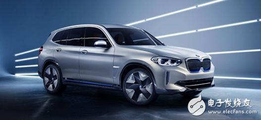 德系三大巨头纯电动SUV对比,你更喜欢哪一款呢?