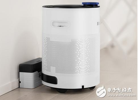 科沃斯空气净化机器人引领潮流,在高端智能家居领域获得认可