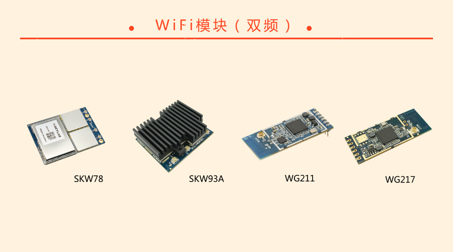 關于雙頻WiFi模塊,你了解么?