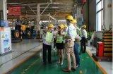 欧洲媒体走进中国临工生产基地,感受中国制造的魅力