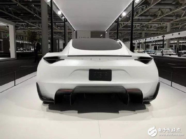 特斯拉全新电动跑车曝光 是否能让特斯拉再造传奇呢