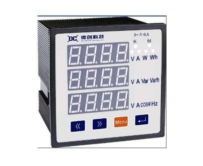 多功能电力仪表安装及使用是的注意事项