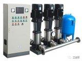 浅析变频器在恒压供水系统中的应用