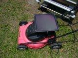 怎样给割草机装上太阳能
