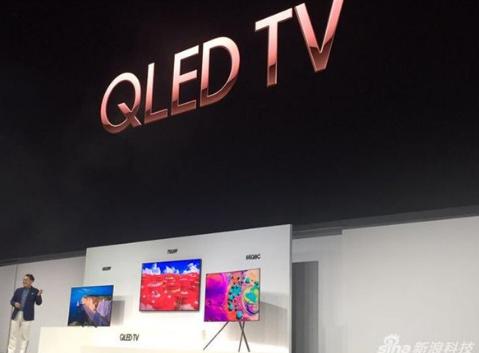 三星发布2018全新QLED TV电视:搭载Bi...