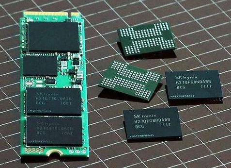 群联64层3D QLC NAND Flash控制芯片出货,单颗容量即可达128GB