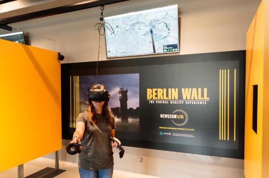 HTC VIVE启动全球虚拟现实艺术计划,为大众...