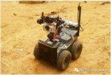外国科学家研发出利用超声波导航的自主机器人