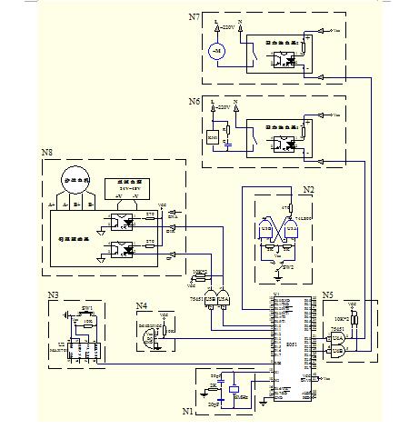 单片机运行与接口控制应用作业题来做作看吧!