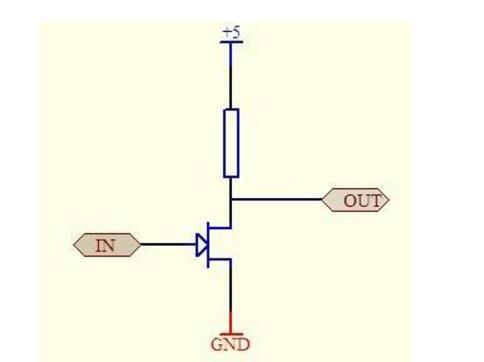 单片机上拉电阻、下拉电阻作用及原则