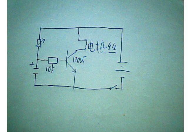延时电路制作过程
