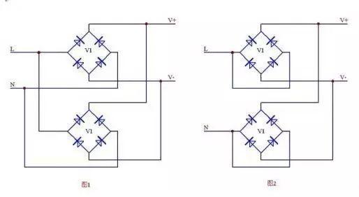 开关电源10大工作原理图