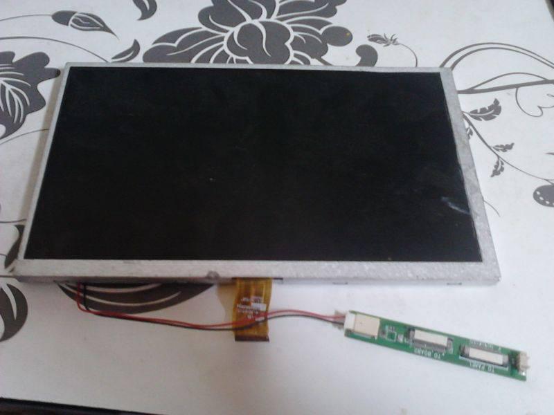 废旧液晶屏怎样改装成光源