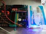 怎样做一个单片机控制的光码电子锁
