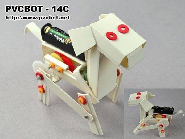 机械狗制作教程