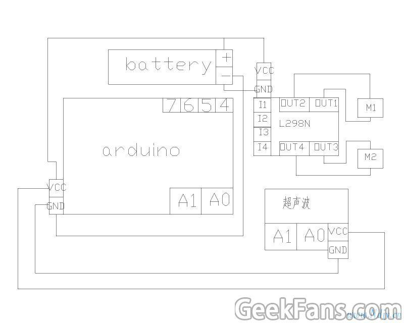 arduino小车详细制作教程