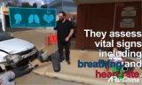 ECU用VR技术模拟培训大规模伤亡事件