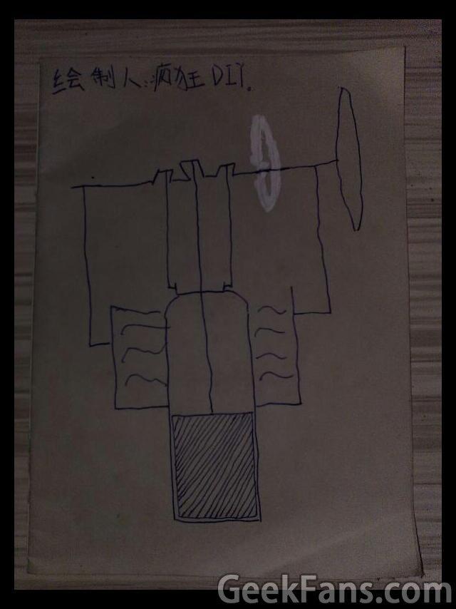 自制斯特林发动机diy图解