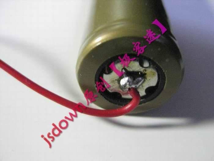 18650锂电充电系统+强光+太阳能超强结合diy