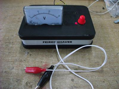怎样制作带电压表的降压模块