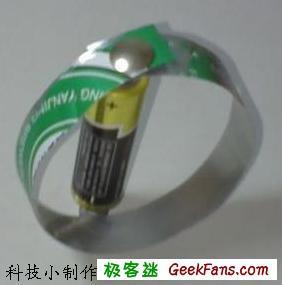 铝环电动机制作图解