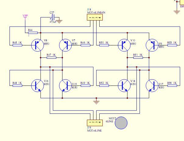 步进电机驱动电路制作图解