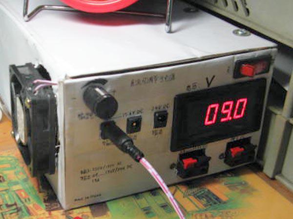 可调直流电源diy详细教程